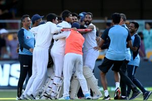 India wins Gabba Test, retains Border-Gavaskar Trophy 1