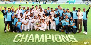 India wins Gabba Test, retains Border-Gavaskar Trophy 2