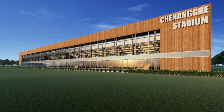 Meghalaya: Chief Minister Conrad Sangma lays foundation for Chenanggre Stadium at Adokgre in North Garo Hills 1