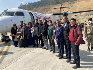 Sikkim: Flight operations resume at Gangtok's Pakyong Airport after 19 months 1