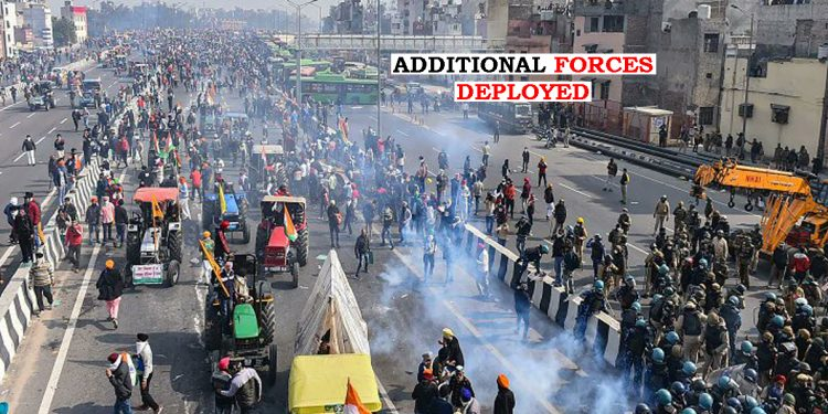 15 companies of paramilitary forces deployed in Delhi to contain violence, internet services snapped 1