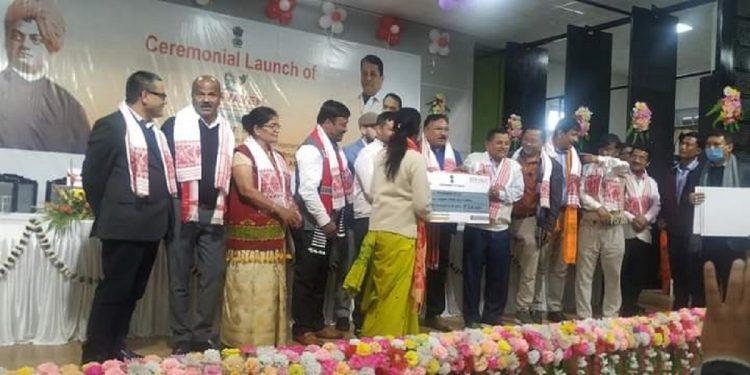 Swami Vivekananda Assam Youth Empowerment launched in Dibrugarh 1