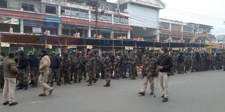 Brutality of Tripura Police on display: Breaks tents, arrests over 300 agitating terminated teachers 1