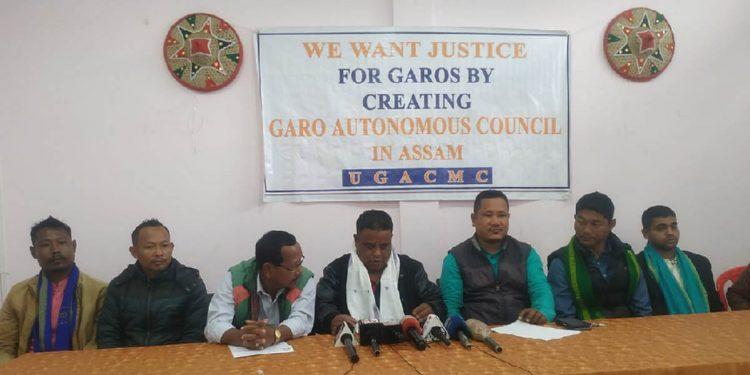 Garos in Assam
