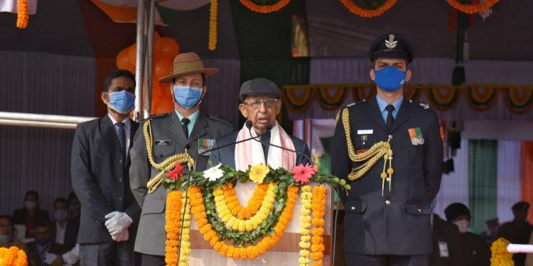 Assam celebrates 72nd Republic Day, governor unfurls National flag in Guwahati 1