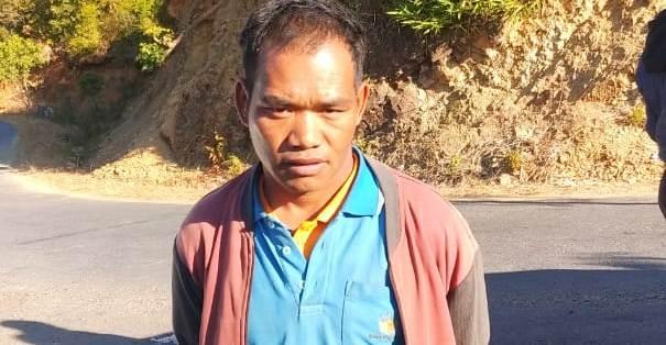 Mizoram: Myanmar national held with heroin 1