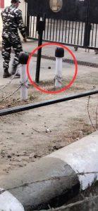 Manipur: Grenade attack on Raj Bhawan 6