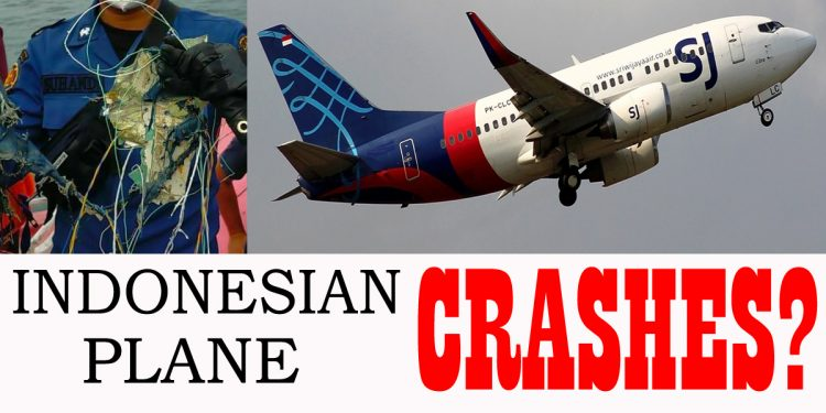 Indonesia: Sriwijaya Air flight with 62 passengers on board feared crashed after take off 1
