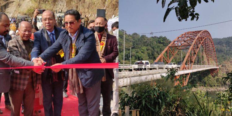 India's longest arc bridge