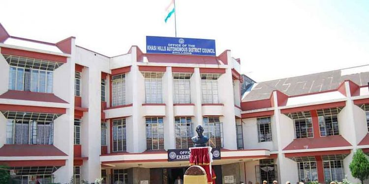 Assam-Meghalaya border row: KHADC opposes construction of ASTC transit camp 1