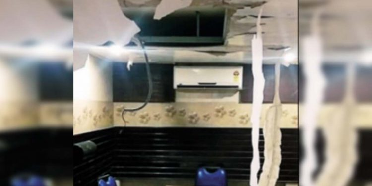 Karnataka explosion