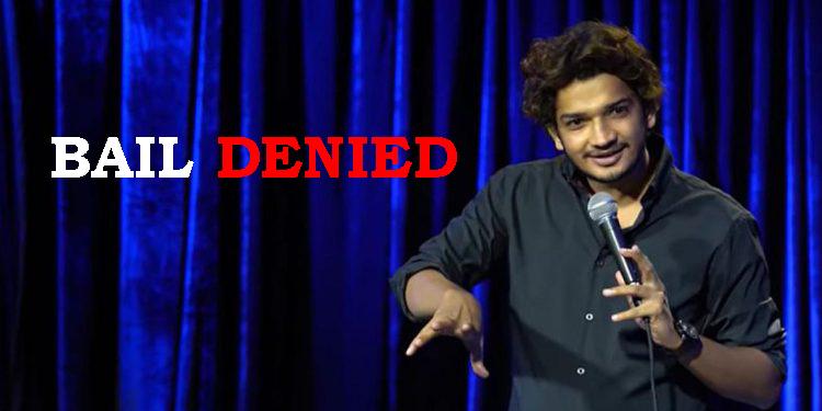 Madhya Pradesh High Court rejects bail plea of comedian Munawar Faruqui 1