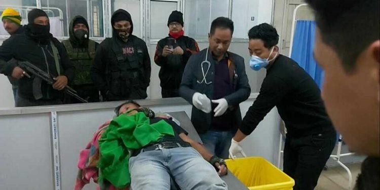 Assam: Dimasa militants gun down ex-rebel, woman in Karbi Anglong 1