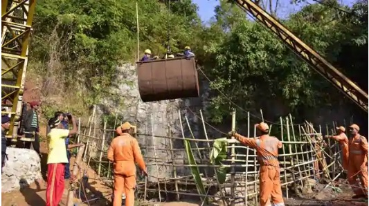 Coal miners death: Crane's defect leads to mishap in Meghalaya, says Minister 1