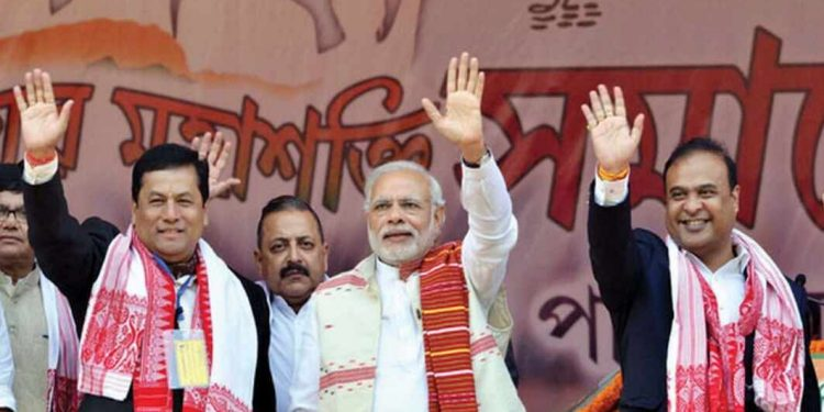 Assam Assembly polls: The politics of creating beneficiaries 1