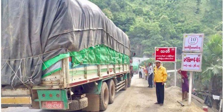Border trade between India-Myanmar to resume on Wednesday 1