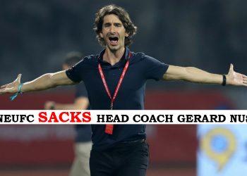 Northeast United FC sack head coach Gerard Nus, Khalid Jamil takes over as interim head coach 1