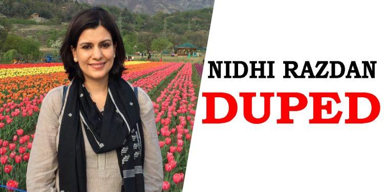 Phishing attack: Was offered fake Harvard University professorship, says journalist and former NDTV anchor Nidhi Razdan 1