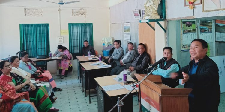 Chakma District Congress Committee