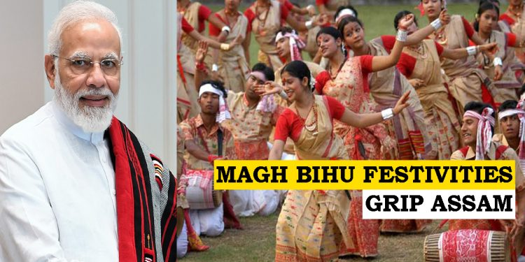 PM Narendra Modi extends greetings on Magh Bihu, Makar Sankranti and Pongal 1