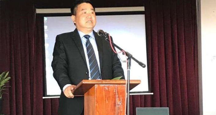 Congress seeks punitive action against Mizoram minister 1
