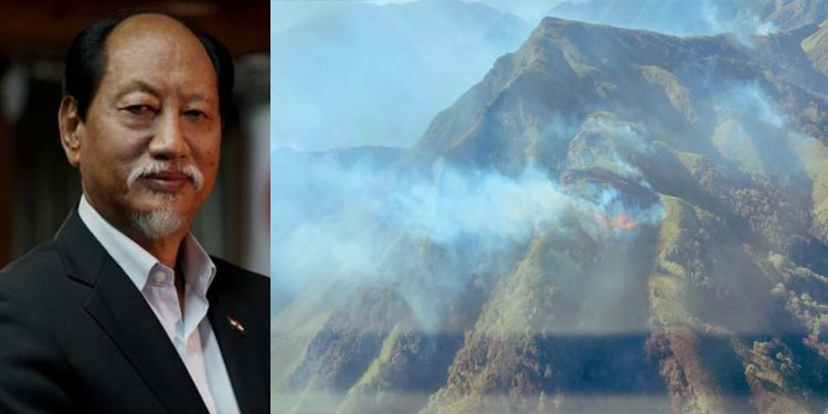 Dzukou Valley Fire: Nagaland Chief Minister Neiphiu Rio to make aerial survey on Tuesday 1