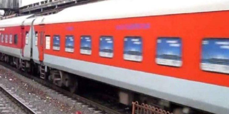 10 Rohingyas nabbed from Agartala-New Delhi Rajdhani Express 1