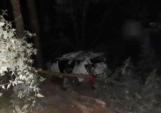 Union minister Shripad Naik injured, wife killed in road mishap 1