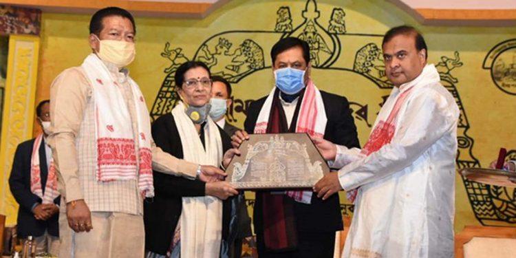 Srimanta Sankardev Award