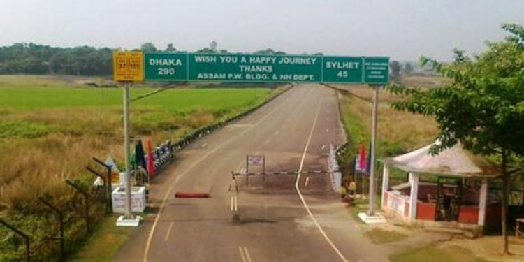 India-Bangladesh border in Assam's Karimganj town to be sealed by smart fencing 1