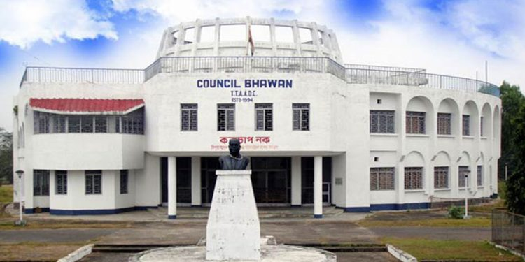 Tripura: Parties gear up for TTAADC elections 1