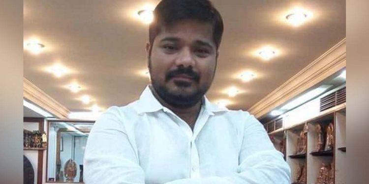 Tripura BJP MLA Sushanta Choudhury
