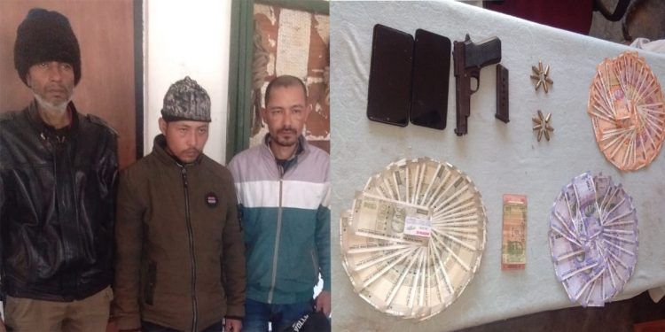 Assam: 3 ULFA-I linkmen nabbed in Bordumsa 1