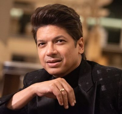 Bollywood singer Shaan