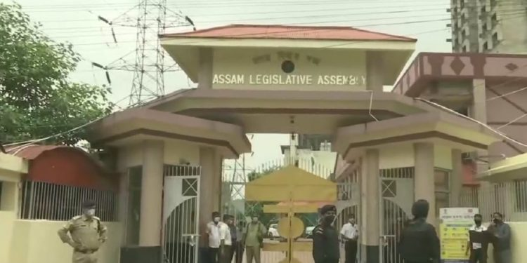 3-day Assam Assembly session from February 11 1