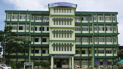 Girijananda Chowdhury Institute of Pharmaceutical Science recruitment; interview for posts of Assistant Professors 1