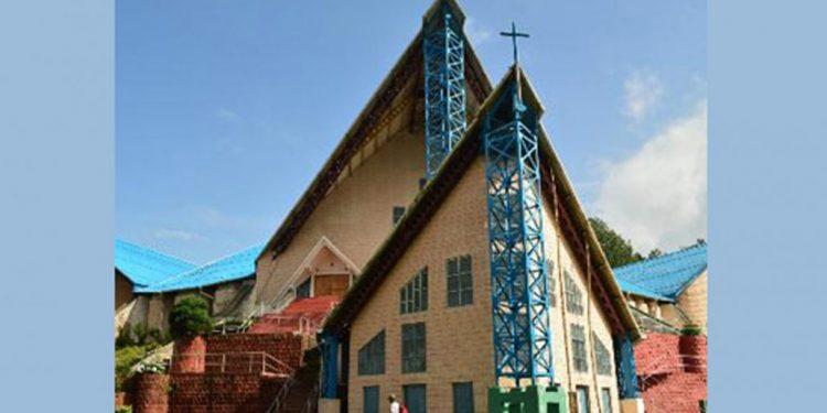 Mizoram churches