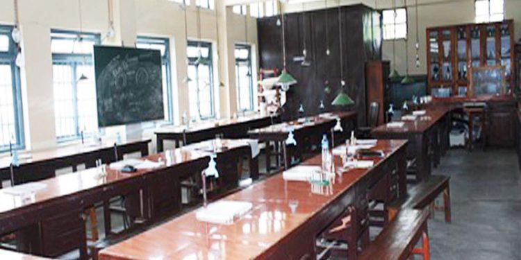college in Meghalaya