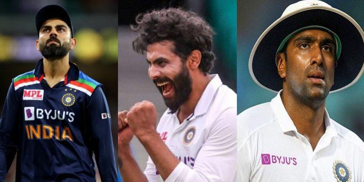ICC Test Rankings: Virat Kohli highest ranked Indian batsman, Ravichandran Ashwin best ranked Indian bowler 1