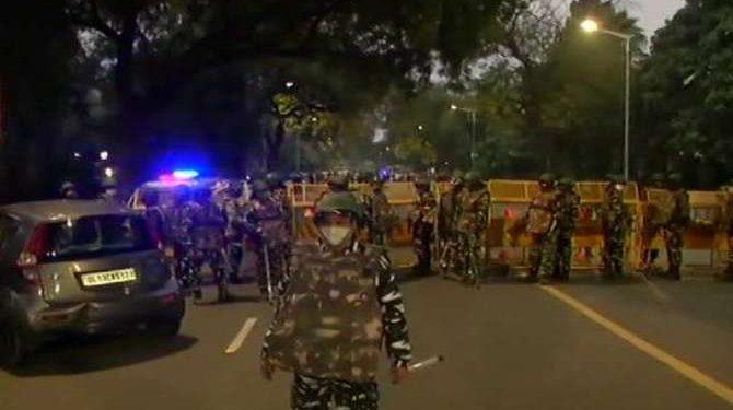 IED blast near Israeli embassy in Delhi, vehicle damaged 1