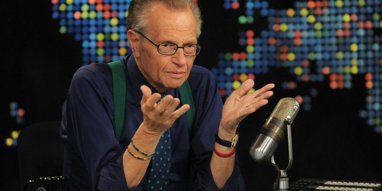 Iconic US talk show host Larry King dies at 87 1