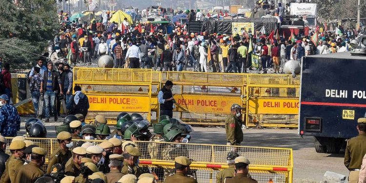 After January 26 violence, farmers call-off march to Parliament on February 1 1