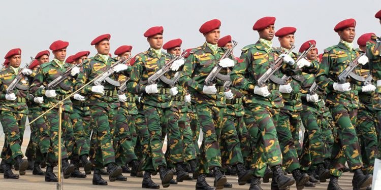 Bangladesh Army troopers to participate in India's Republic Day Celebrations 1
