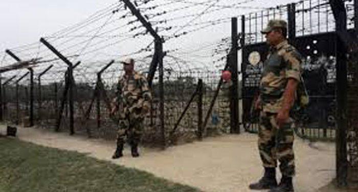 Indo-Bangla international border