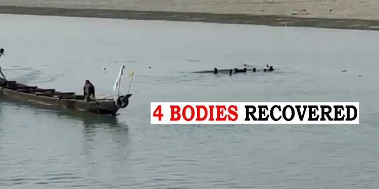 Boat mishap in Assam's Jorhat: Bodies of 4 persons including 2 children recovered 1