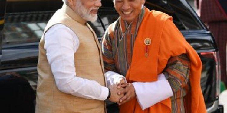 Indo-Bhutan bilateral ties