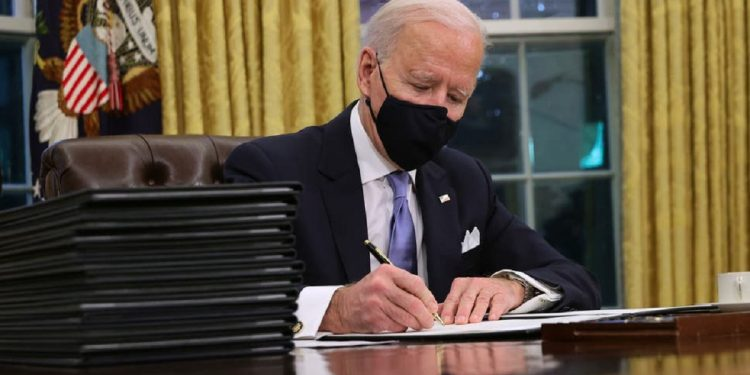 Day 1 of Joe Biden as US President: Ends 'Muslim travel ban', re-joins Paris Accord 1