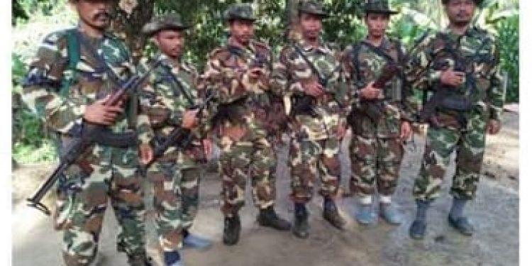 NLFT militants (File image)