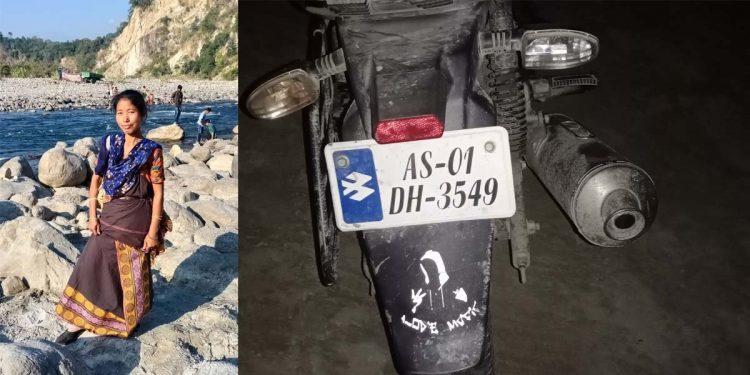 road mishap in Udalguri