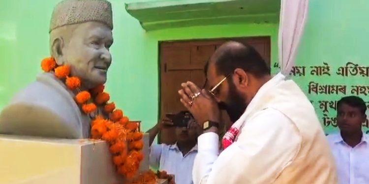 NESO advisor Samujjal Bhattacharyya